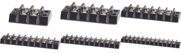 blue sea terminal blocks are fully insulated independent blocks to isolate  circuits