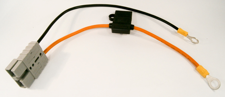 2.5mm 30Amp 12v Automotive Cable By the Meter Auto Wire Marine Orange