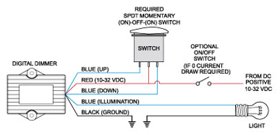 Dimmer_diagram the 12 volt shop  at gsmportal.co