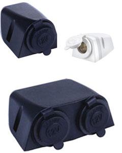 the 12 volt shopcigarette socket surface mount