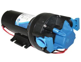 The Volt Shop - Jabsco pump wiring