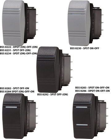 The 12 Volt Shop  Way Switches With Multiple Lights on